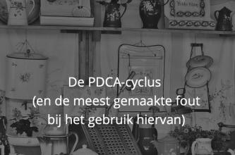 PDCA-cyclus