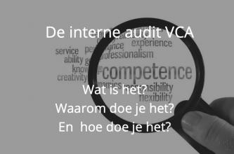 interne audit vca
