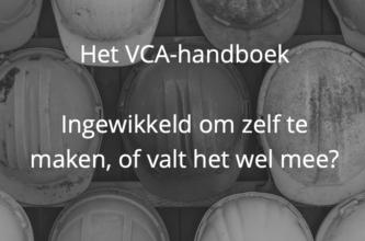 het vca handboek