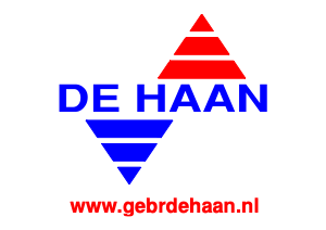 logo De Haan ISO 9001 VCA certificaat