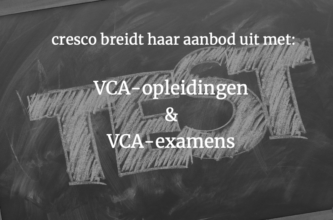 VCA opleidingen en VCA examens