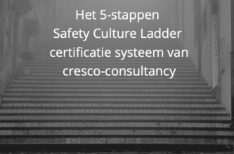 Safety Culture Ladder certificatie