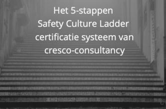 Safety Culture Ladder certificatie