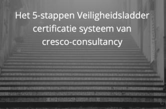 Het 5-stappen Veiligheidsladder certificatie systeem
