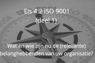 ISO 9001 belanghebbenden